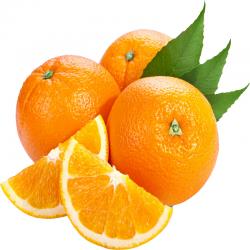 Orange bio(marché de Goma)